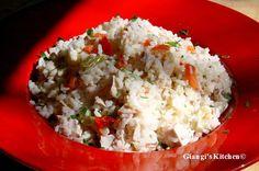 Salad of Rice, Roasted Chicken and Giardiniera recipe - Foodista.com
