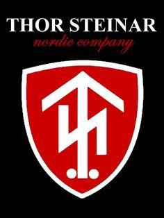 Запрещенный в Европе логотип Thor Steinar