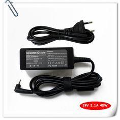 19V 2.1A NETBOOK Laptop AC/DC Adapter Charger For ASUS N17908 V85 R33030 1001HA 1001P