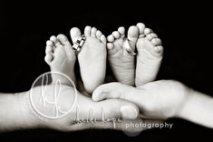 Newborn Picture Ideas With Siblings | Newborn twins A and D. Rhode Island and Massachusetts twin newborn ...