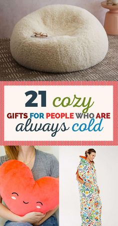 These are all great options for cold Lake Placid winters! :)  21 Cozy Gifts For People Who Are Always Cold