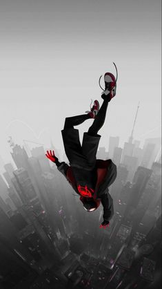 Iron Man Wallpaper, Glitch Wallpaper, Iphone Wallpaper, Spiderman Spider, Amazing Spiderman, Spiderman Pictures, Miles Morales Spiderman, Naruto Gif, Dope Wallpapers