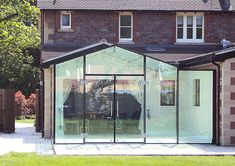 Conservatory, Orangery, Garden Room, the perfect complement to your home House Extension Design, Glass Extension, Extension Designs, Extension Ideas, Conservatory Ideas Cosy, Glass Conservatory, Glass Room, Glass Boxes, House Extensions
