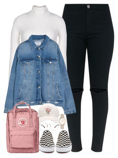 """""""Untitled #335"""" by lovely-ash ❤ liked on Polyvore featuring A.O.T.C., Vans and ROSEFIELD"""