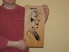 scroll saw project indian