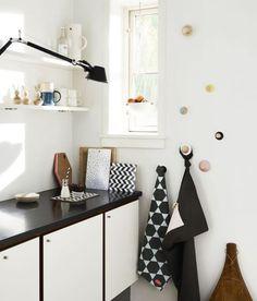 5 ideas para optimizar el espacio en una cocina pequeña