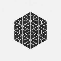 A new geometric design every day Mens Full Sleeve Tattoo, Blackwork, Fashion Art, Minimalism, Street Art, Artsy, Rugs, Design, Japan