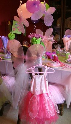"""Photo 1 of 8: Fairy Princess party / Birthday """"Fairy Princess Garden Party"""" 