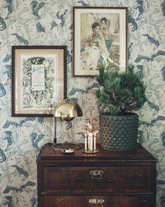 Juligt på kontoret  #newblogpost #elledecorationse