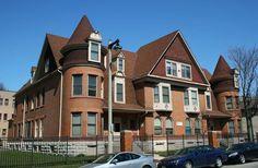 Kilbourn Avenue Row House Historic District Milwaukee WI