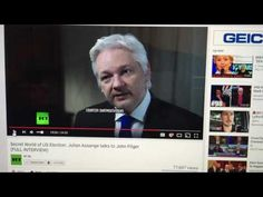In today's video, Christopher Greene of AMTV gives real-time analysis on the recently released Julian Assange interview conducted by John Pilger of Dartmouth...
