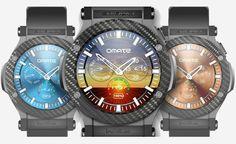 La smartwatch Omate Rise est sur Indiegogo