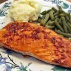 Easiest Spicy Salmon Ever @ mantestedrecipes.com