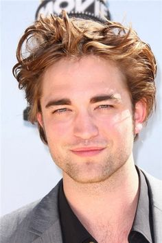 Smile is the best  #Robert Pattinson