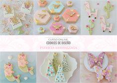 Curso Online de Cookies de Diseño