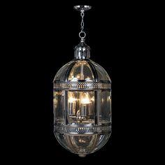 Ruskin Ceiling Lantern - Small