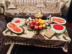Yalda night شب یلدا 1392