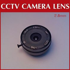 """Good price AN28400 CCTV 2.8mm 98 Degree Lens IR 1/2.5"""" 5 MP HD Fixed Lens Wide Angle LENS For CCTV Camera best buy"""