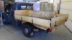 Volvo 445 Floby pick up truck 1959 P110 - YouTube