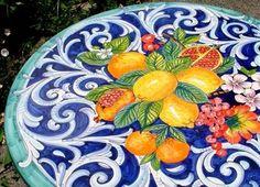 Fantastiche immagini su vietri ceramiche tile murals wall