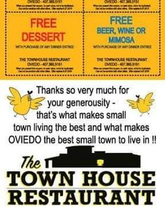 Check out the BRIGHT FRIDAY fundraiser for BoysTown in Oviedo! They are selling these super Townhouse coupons for $5 with all funds going to BoysTown. Since they are getting a late start this year they'll be selling them all weekend. Please pass this offer on to your friends so we can sell them all and make Black Friday into Bright Friday for some local kids and families. Oviedo Florida, Fundraising, Townhouse, Black Friday, Coupons, Families, Bright, Friends, Check