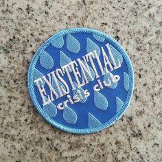 Club de crise existentielle par shopshimsham sur Etsy