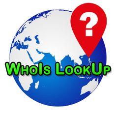 My Custom WhoIs Domain Lookup Online Too