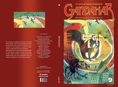 Gandahar n° 9 - Paradoxes temporels -  Retrouvez ma nouvelle : Anatomie d'une obstination
