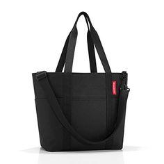 Reisenthel MZ7003  Einkaufstasche Polyester, 50 x 30 x 20 cm, schwarz