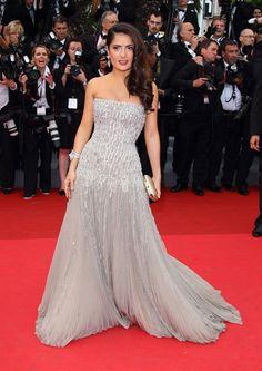 En 2011,en la entrega de los premios Gucci a la mujer.