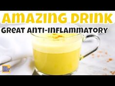 #HealthyLivingTips Have You DRINK This DRINK To REDUCE INFLAMMATORY Before? Great... #NaturalCure #Health