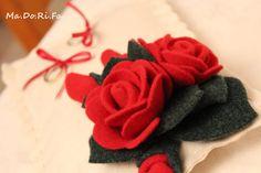 Nozze con rose rosse