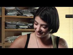 """NPR Music Tiny Desk Concert: Sharon Van Etten - Set List:  """"Peace Signs""""  """"Save Yourself""""  """"One Day""""  """"For You"""""""