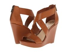 These Jessica Simpson wedges are to cute for words (and the price is amazing). via StyleList