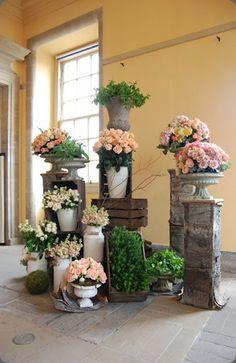 Hopetoun House - Planet Flowers - Rustic Wedding Scotland (3)