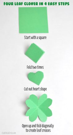10+ St. Patrick's Day Craft Ideas for Kids | Club Chica Circle - where crafty is contagious