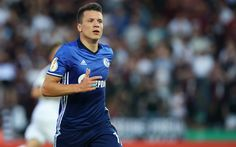 Download wallpapers Yevhen Konoplyanka, 4k, soccer, footballers, Schalke 04, Bundesliga, Konoplyanka, midfielder