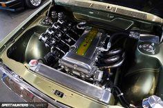 S&A AutoCreate Datsun 510 Bluebird Sr20de swapped - Wekfest-Japan-15-12