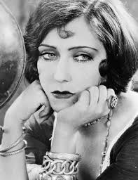 Gloria Swanson as Sadie Thompson, a movie which almost wasn't made due to the subject.