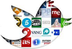 ¿Interactuan los medios de comunicacion en Twitter? #twitexperimento