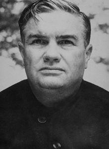 Alabama University Head Coach (1931-1946) - Frank W. Thomas - Born in Munice, Delaware County, Indiana