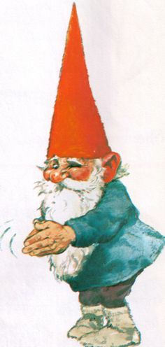 #Gnome #Gnomo