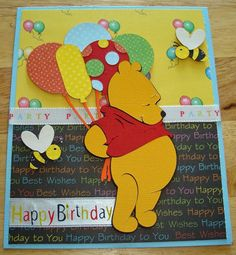 pooh and friends cricut cartridge - Google Search