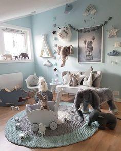40 Adorable Nursery Room Ideas For Boy 13