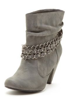 MTNG Chain Buckle Boot