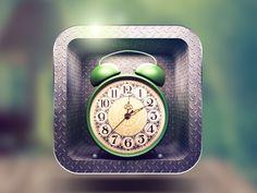 Greedy alarm Icon by Sergey Valiukh