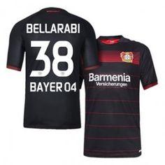 Maillot Domicile Bayer 19 LeverkusenKai Havertz