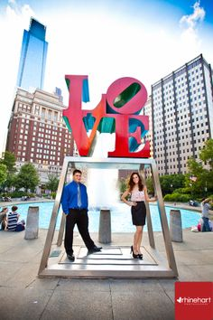 Philadelphia engagement photography