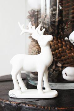 Deer by Madam Stoltz http://www.mamaisonblanche.cz/znacky/madam-stoltz.html