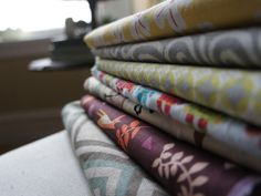 30 More (and Then Some) Great Places to Buy Fabric Online « The Humble Nest  There are quite a few i actually get my fabric from on this list. If you click on the first highlight there is another 30!!!